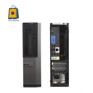 REFURBISHED DELL Desktop PC 3010 SFF i5 4GB RAM 250GB HDD 6 Months Warranty