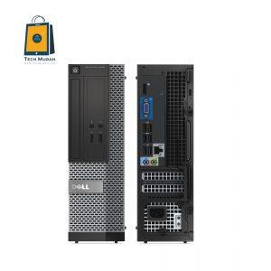 REFURBISHED DELL Desktop PC 3020 SFF i5 4GB RAM 1TB HDD 6 Months Warranty