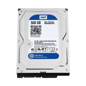USED Harddisk HDD Sata 500gb 2.5″ One To One Warranty