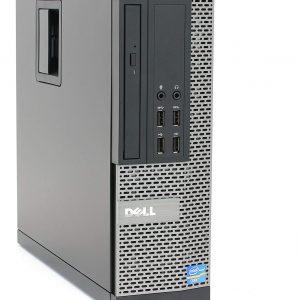 REFURBISHED DELL Desktop PC 7010 SFF i5 4GB RAM 250GB HDD 6 Months Warranty