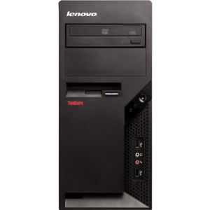 REFURBISHED LENOVO Full Set Refurbished M58 Desktop PC with LCD Monitor 19″ 6 Months Warranty