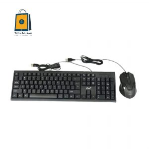 Combo Keyboard Mouse Usb NEW One To One Warranty