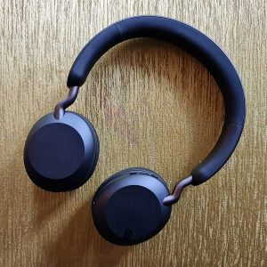 Jabra Elite 45h (BLUE) (NEW) One To One Warranty
