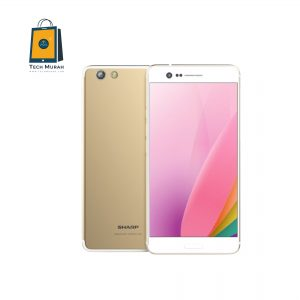 NEW – SHARP z3 Android Gold (3 Months Warranty)